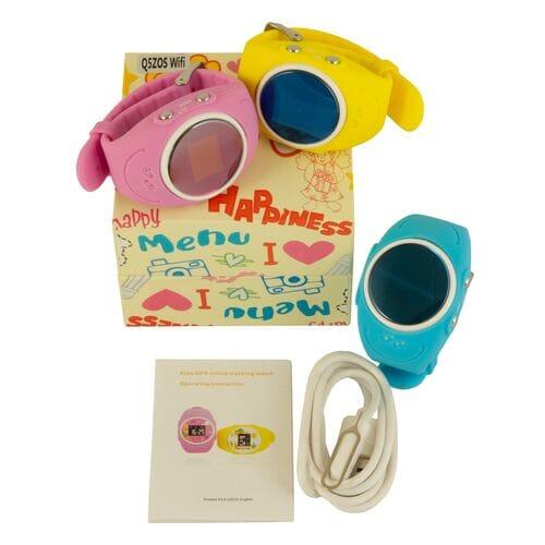 Часы Smart Baby Watch Q520s