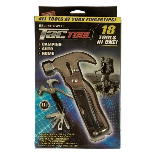 Молоток-гвоздодер Tac Tool