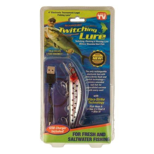 Рыбка-приманка для рыбалки Twitching Lure