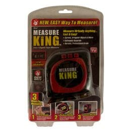 Рулетка Measure King 3 в 1
