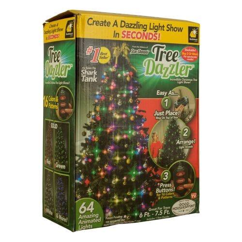 Елочная гирлянда Free Dazzler 64 лампочки оптом