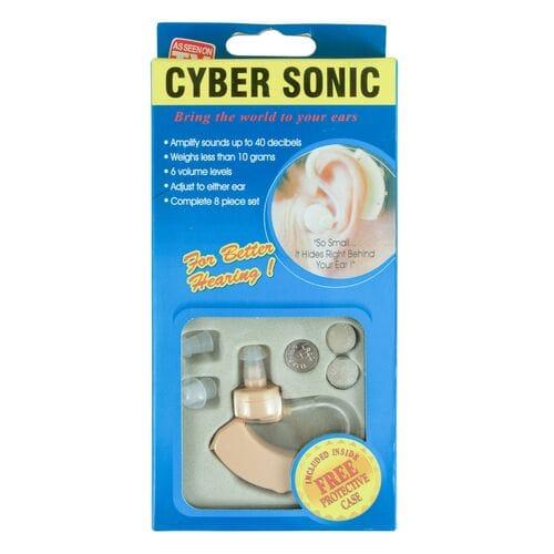 Cлуховой аппарат Cyber Sonic