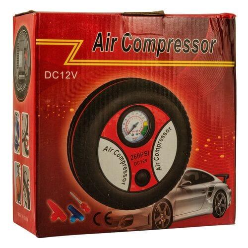 Воздушный компрессор 12V