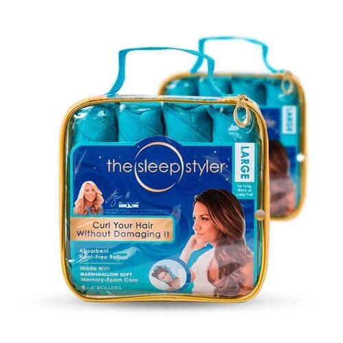 Мягкие бигуди The Sleep Styler