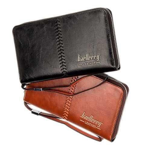 Мужское портмоне Baellerry Leather оптом
