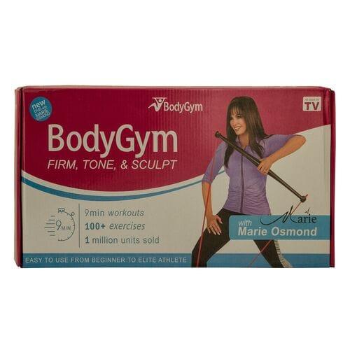 Портативный тренажерный зал BodyGym