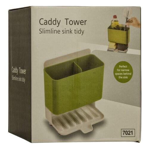 Органайзер для раковины Caddy Tower