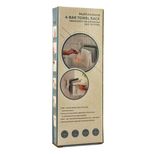 Многофункциональная вешалка для полотенец
