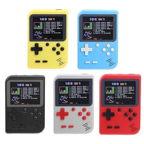 Портативная игровая консоль g1 game 168 игр