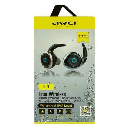 Беспроводные наушники Awei T1