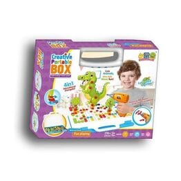 Мозаика конструктор Creative Portable Box
