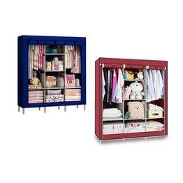 Шкаф из ткани 130х45х175 см