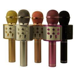 Караоке микрофон WS 858
