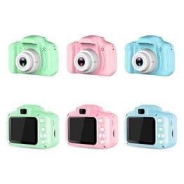 Детский фотоаппарат x2 цифровой Cartoon Digit...