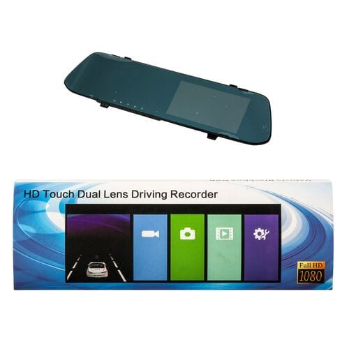 Видеорегистратор HD Dual Lens Driving Recorde...