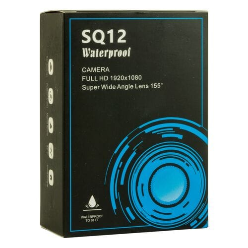 Мини-камера SQ12 Waterproof