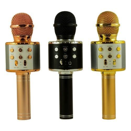 Караоке микрофон WS-858L оптом