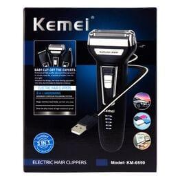 Триммер Kemei KM-6559