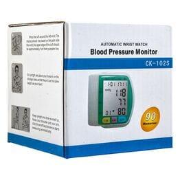 Цифровой тонометр Blood Pressure Monitor CK-1...