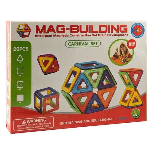Mag Building 20 деталей