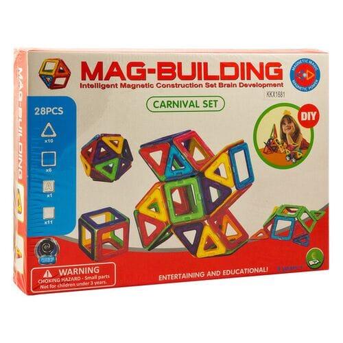 Mag Building 28 деталей
