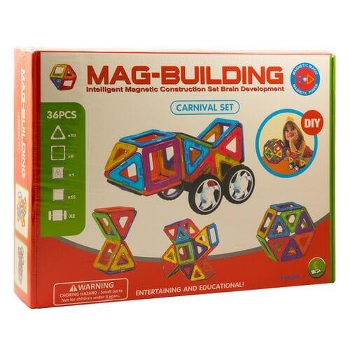 Mag Building 36 деталей оптом