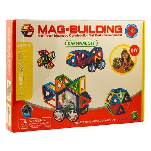 Mag Building 48 деталей оптом