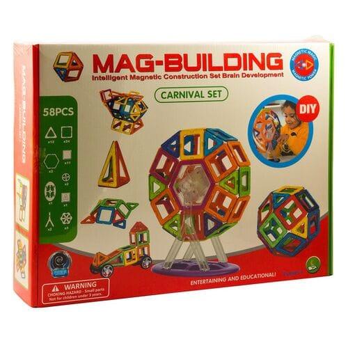 Mag Building 58 деталей