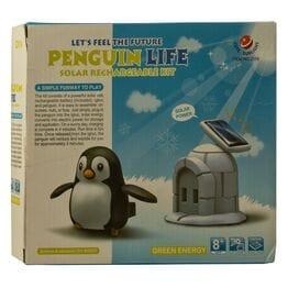 Конструктор на солнечной батарее Penguin Life...