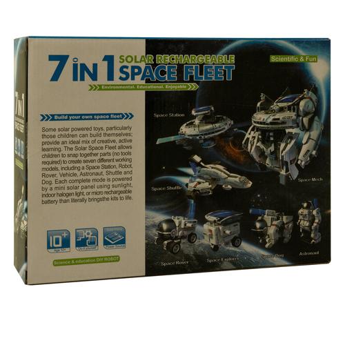 Конструктор космический флот 7 в 1