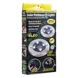 Садовый светильник Solar Pathway Lights