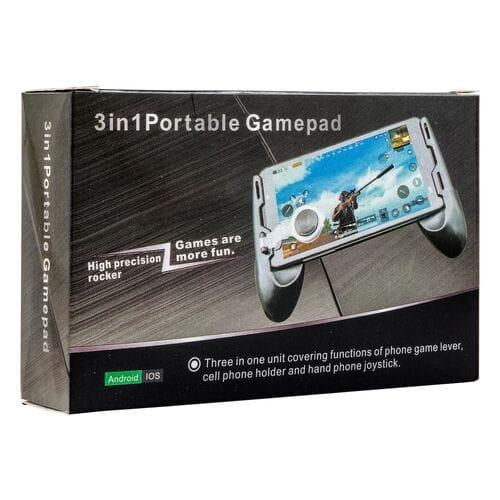 Джойстик для смартфона 3 in 1 Portable Gamepa...