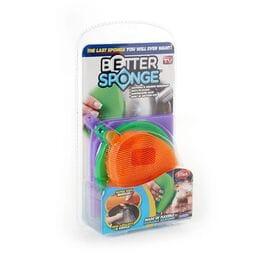 Силиконовые губки для мытья посуды Better Spo...