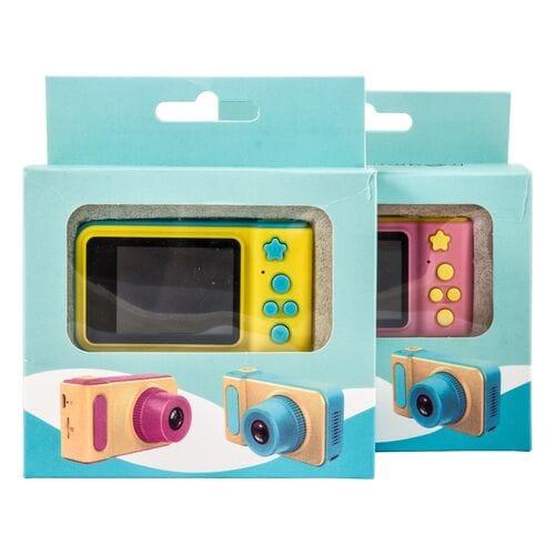 Детский фотоаппарат Kids Camera Summer Vacati...