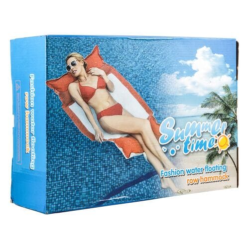 Надувной плавательный гамак Summer time оптом