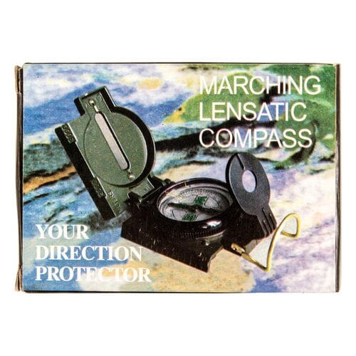 Компас Marching Lensatic Compass