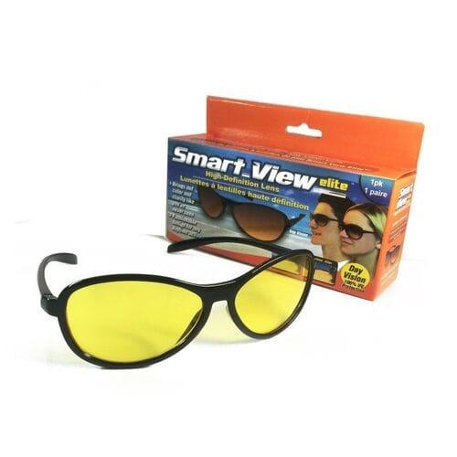 Антибликовые очки для водителей Smart View оптом