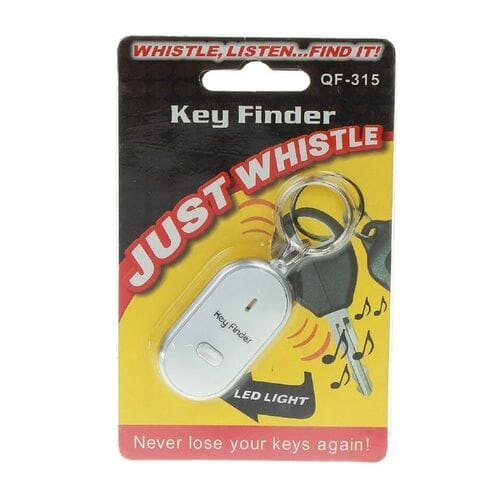 Светодиодный брелок Just Whistle Key Finder оптом