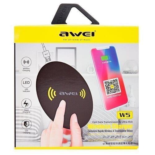 Беспроводное зарядное устройство Awei W5