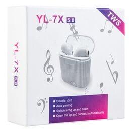 Беспроводные наушники YL 7X 5.0 TWS