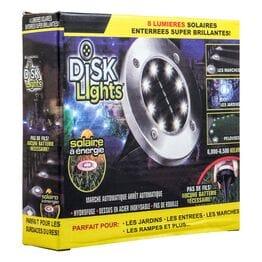 Светильник на солнечной батарее Disk Lights