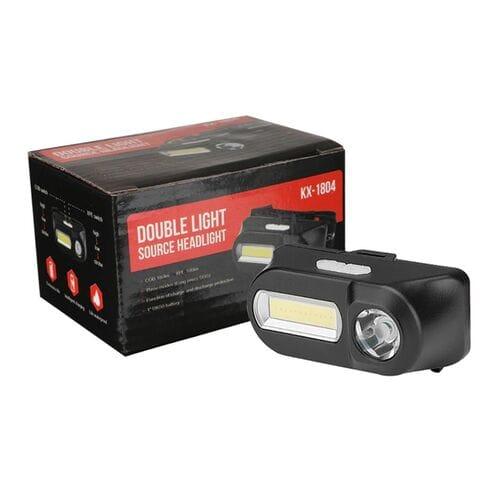 Фонарь налобный Double Light KX-1804 оптом