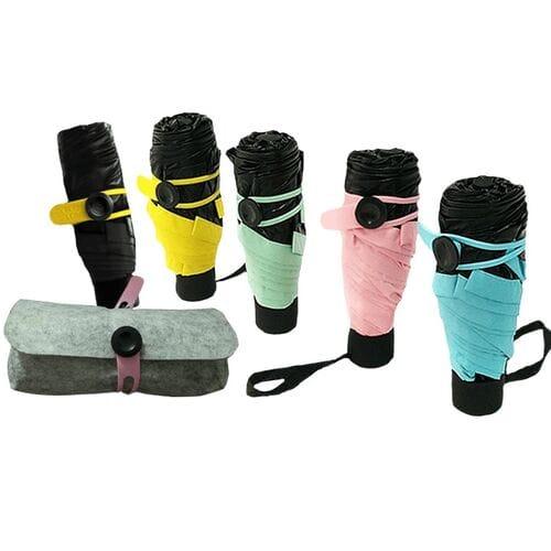 Карманный зонтик mini pocket umbrella оптом