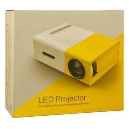 Мини проектор LED Projector YG 300
