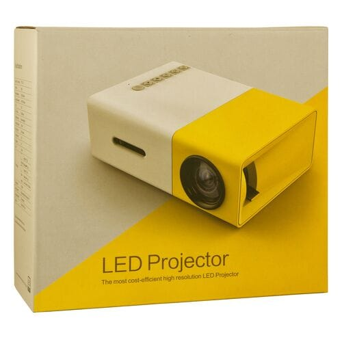 Мини проектор LED Projector YG 300