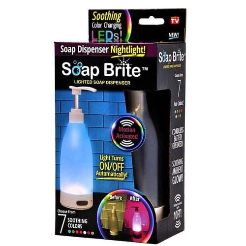 Дозатор для мыла Soap Brite оптом