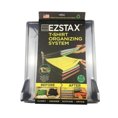 Органайзер для одежды Ezstax T-shirt organizi...