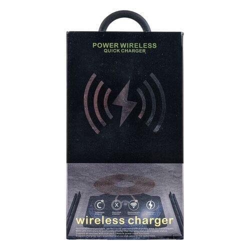 Внешний аккумулятор Power Wireless Quick Char...