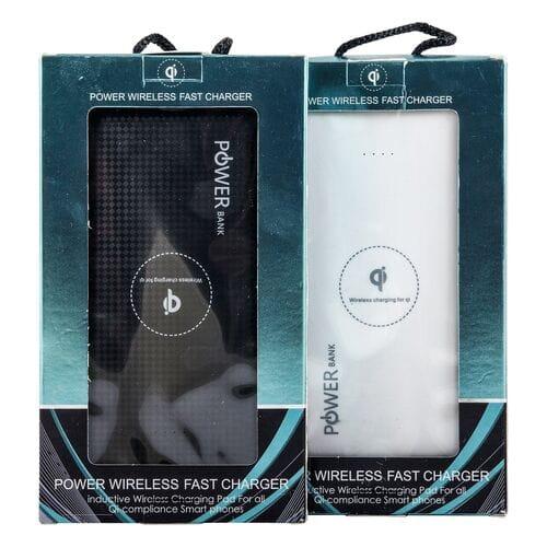 Внешний аккумулятор Power Wireless Fast Charg...