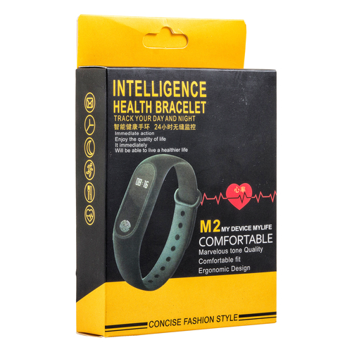 Фитнес браслет Intelligence Health Bracelet M...